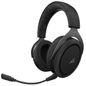 Casque Réducteur de Bruit Gaming Bluetooth  avec Micro Corsair HS70 - Noir