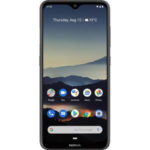 Nokia 7.2 128 GB (Dual Sim) - Preto - Desbloqueado