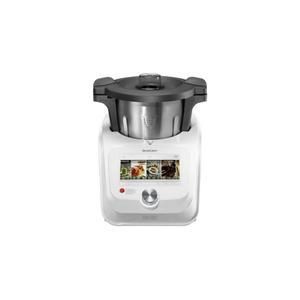 Robot ménager multifonctions SILVERCREST Monsieur cuisine connect Blanc
