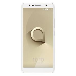 Alcatel 3C 16 GB (Dual Sim) - White/Gold - Unlocked