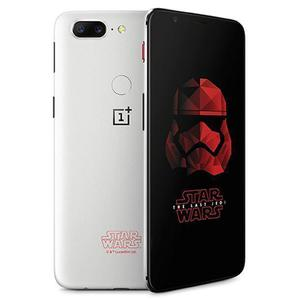 OnePlus 5T - Star Wars Special Edition 128 Go Dual Sim - Blanc - Débloqué