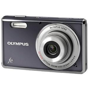 Compact Olympus FE-4000 - Argent