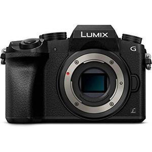 Reflex Panasonic Lumix DMC-G70 - Corpo nudo - Nero