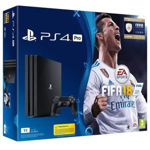 PlayStation 4 Pro - HDD 1 TB - Schwarz