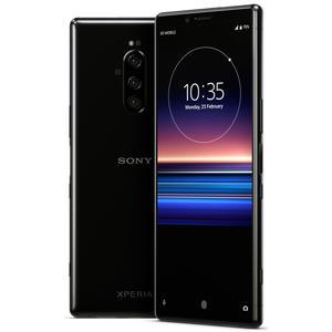 Sony Xperia 1 128GB Dual Sim - Musta - Lukitsematon