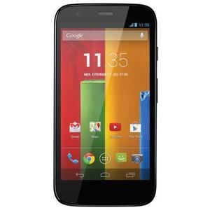 Motorola Moto G 16GB - Musta - Lukitsematon