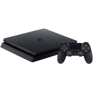 Gameconsole Sony PlayStation 4 Slim 1 TB + Controller + Call of Duty: Modern Warfare - Zwart