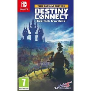 Destiny Connect: Tick-Tock Travelers Time Capsule Edition - Nintendo Switch