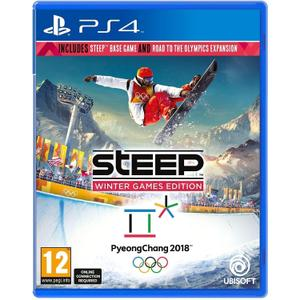 Steep Edition Jeux d'Hiver - PlayStation 4