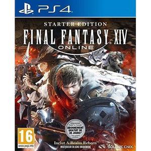 Final Fantasy XIV Online Starter Edition - PlayStation 4