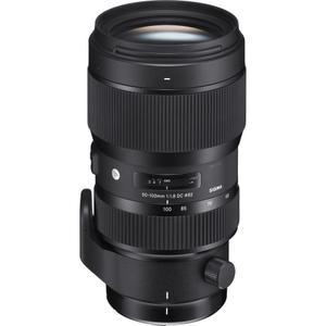 Sigma F 50-100mm F / 1.8 DC HSM Art Lens voor Nikon