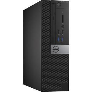 Dell Optiplex 5040 SFF Core i7 3,4 GHz - SSD 512 GB RAM 16 GB