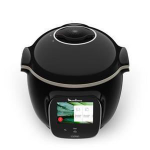 Multicuiseur Moulinex Cookeo Touch Wifi CE90280 - Noir