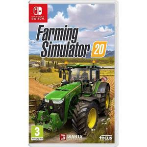 Farming Simulator 20 - Nintendo Switch