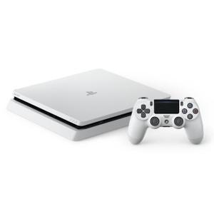 Console PlayStation 4 Slim 500Go - Blanc + Call of duty modern warfare