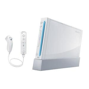 Gameconsole Nintendo Wii 8GB + controller + New Super Mario Bros - Wit