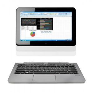 """HP Elite X2 - X1011 G1 11"""" Core m5 2,9 GHz - SSD 256 Go - 8 Go QWERTZ - Allemand"""