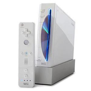 Console Nintendo Wii - Blanc + 4 Jeux