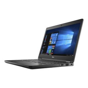 "Dell Latitude E5480 14"" Core i5 2,4 GHz  - SSD 256 GB - 8GB AZERTY - Frans"