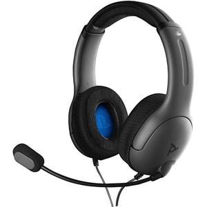 Casque Réducteur de Bruit Gaming    avec Micro Pdp LVL40 - Gris/Bleu