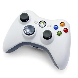 Manette Microsoft Xbox 360 - Blanc