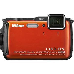 Compact - Nikon Coolpix AW110 - Orange