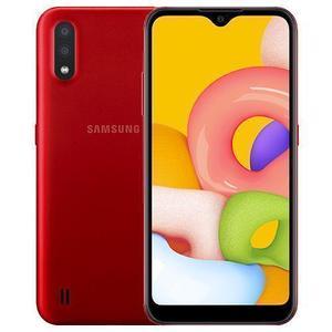 Galaxy A01 16 gb Διπλή κάρτα SIM - Κόκκινο - Ξεκλείδωτο
