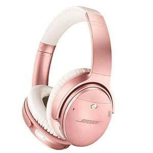 Kopfhörer Rauschunterdrückung   Bluetooth  mit Mikrophon Bose QC 35 II - Rose Gold