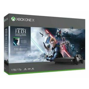Xbox One X - HDD 1 TB - Negro