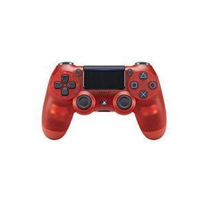 Manette sans fil  Sony Dualshok 4 - Rouge