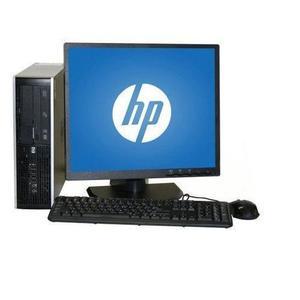 """Hp Compaq 6200 Pro SFF 19"""" Core i3 3,1 GHz - SSD 240 Go - 8 Go AZERTY"""
