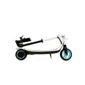 Scooter eléctrico plegable Minimula Eco - Blanco/Negro