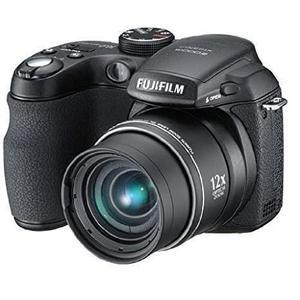 Spiegelreflexkamera Fujifilm Finepix s1000FD Schwarz + Objektiv Fujinon 33-396mm f/2.8-5.0
