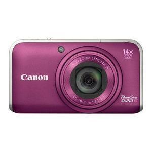 Compact - Canon PowerShot SX210 IS - Violet