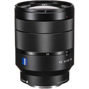 Sony E Vario-Tessar T * FE 24-70mm f / 4 ZA OSS-lens