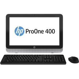 "HP ProOne 400 G1 19"" Core i3 1,7 GHz - HDD 500 GB - 4GB"