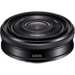 Objektiivi Sony E 20mm f/2.8 SEL-20F28