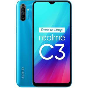 Realme C3 64 Gb Dual Sim - Blau - Ohne Vertrag