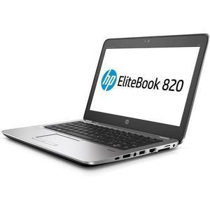 """Hp EliteBook 820 G3 12"""" Core i5 2,4 GHz - SSD 180 Go - 8 Go AZERTY - Français"""