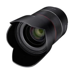 Objectif Samyang E AF 35 mm f / 1.4 FE pour Sony
