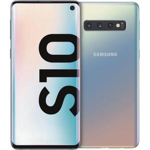 Galaxy S10 128 Gb Dual Sim - Silber - Ohne Vertrag