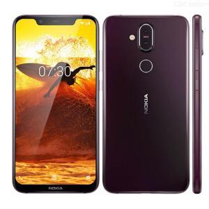 Nokia 8.1 64 Go Dual Sim - Violet - Débloqué