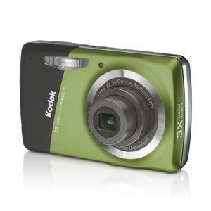 Kompaktikamera Kodak EasyShare M530 Musta/Vihreä + Objektiivi Kodak AF Aspheric 36-108 mm f/3.1-5.6