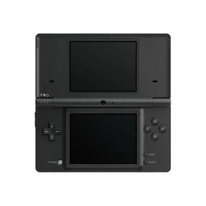 Konsoli Nintendo DSI 4GB +1 Ohjain + Pokemon - Musta