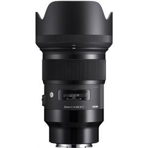 Objektiivi Sigma A 50mm f/1.4