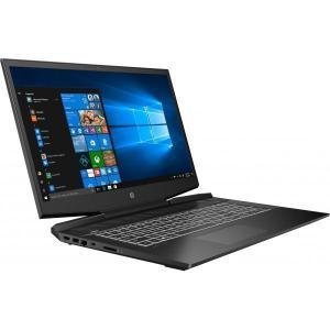 "HP Pavilion 17-CD0077NF 17"" Core i5 2,4 GHz  - SSD 512 Go - 16 Go - Intel UHD Graphics 630 AZERTY - Français"