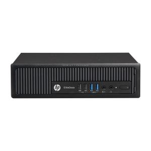 Hp EliteDesk 800 G1 Ultra-Slim Core i5 3 GHz - HDD 500 GB RAM 8 GB