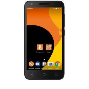Orange Rise 52 8GB - Musta - Lukitsematon
