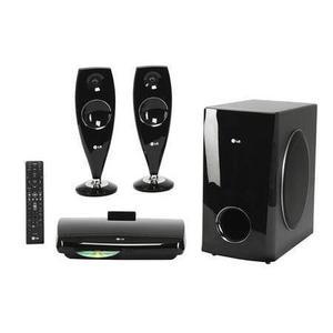 Soundbar & Home cinema-set Lg HT33S - Zwart