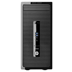 Hp ProDesk 400 G3 MT Core i5 3,2 GHz - HDD 2 To RAM 8 Go